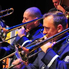 The Commanders Jazz Ensemble of the United States Air Force Band of the Golden West will give a free concert Oct. 25 at the Historic Elsinore Theatre.