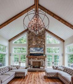 67 House Ideas-Insane Farmhouse Living Room Decor And Design Ideas | texasls.org #houseideas #farmhouselivingroom #farmhouselivingroomdecor
