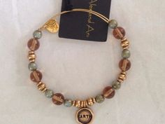 ALEX-and-ANI-EARTH-Element-BEADED-Russian-Gold-BANGLE-BRACELET-Rare-Retired