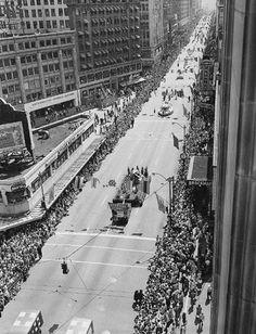 Torchlight Parade, 1965.
