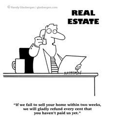 real estate cartoons | real estate, realtor, real estate agent, realtors, real estate ...