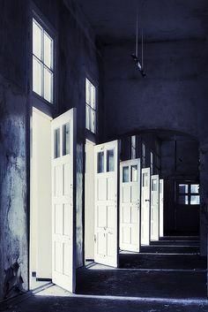 Open Doors by ecce foto on Flickr.