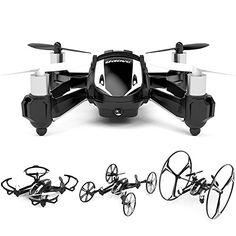2in1de 4canales RC Hybrid Copter cuadricóptero teledirigido & Auto en un, de 6Axis Gyro 3d dron, Ready to fly, 2.4GHz de modelo - http://www.midronepro.com/producto/2-in1-de-4-canales-rc-hybrid-copter-cuadricoptero-teledirigido-auto-en-un-de-6-axis-gyro-3d-dron-ready-to-fly-2-4-ghz-de-modelo/
