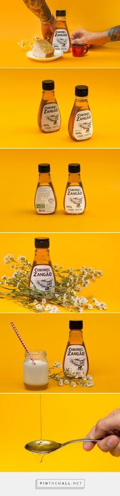 Coronel Zangão - Packaging of the World - Creative Package Design Gallery - http://www.packagingoftheworld.com/2017/02/coronel-zangao.html