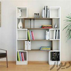 کتابخانه مدل ترک|کمد و بوفه|تهران يافتآباد|دیوار Bookshelf Design, Bookshelves, Bookshelf Ideas, Pine Desk, Living Room Bookcase, Wood Art, Home Decor, Kitchen, Instagram
