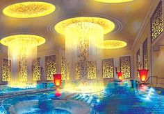 awesome luxury spa design...