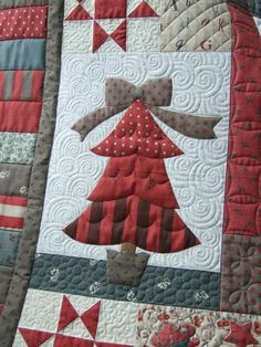 The Night Before Christmas Quilt