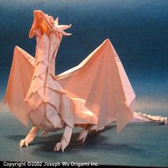 Joseph Wu's Origami Page. DnD Characters and topics recreated as Origami :)