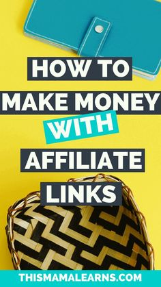 Are you ready to start monetizing your blog? Have you heard about affiliate marketing? Learn the basics of affiliate marketing - click now! via @thismamalearns