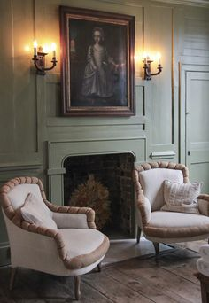 Derivante - via Mike McDowell Posted by Interior and Product. via interiorandproductdesign English Interior, Antique Interior, Classic Interior, Georgian Interiors, Georgian Homes, Georgian Townhouse, House Interiors, Country House Interior, Interior And Exterior