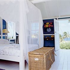 Tropical Bliss Bedroom
