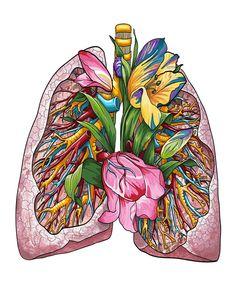 "27 tykkäystä, 3 kommenttia - Artist, illustrator. (@a4arts) Instagramissa: ""Правочки) #work #lovemyjob #art #vectorart #a4 #a4arts #flovers #anatomy #deathmetalartwork #wacom…"""