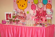 Hello Kitty Birthday Party Ideas | Photo 7 of 82 | Catch My Party