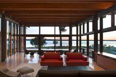 Combs Point Residence by Bohlin Cywinski Jackson