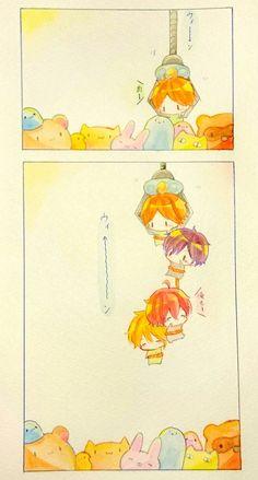Vocaloid, Persona 5 Joker, Kawaii, Cute Chibi, Ensemble Stars, Cute Cartoon, Sketches, Wallpaper, Drawings