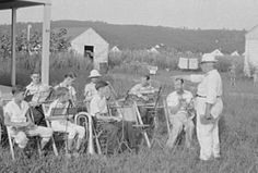 ben shahn wv pictures | 1937 band rehearsal red house west virginia credit shahn ben 1898 1969 ...