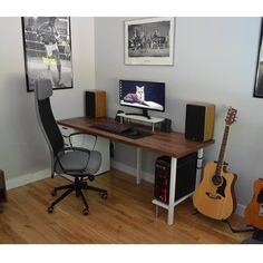 Image Result For Gaming Desk Ikeaa