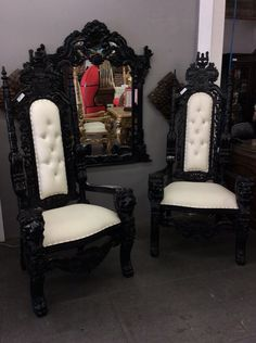 Home Mart   Los Angeles, CA, United States. King Chair (iw007)