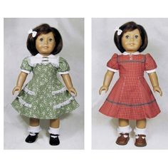 Sewing Pattern for American Girl Doll by AllTimeFashion4dolls