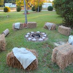 Outdoor Camping Seating