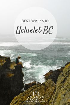 Located near the popular surf town of Tofino, Ucluelet also boasts beautiful ocean views. Here are some of the best walks in Ucluelet BC. Ucluelet Bc, Backpacking Canada, Voyage Canada, Visit Canada, Canada Trip, Canada Eh, Canada Holiday, California Camping, Vacation