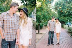 College Sweetheart Engagement