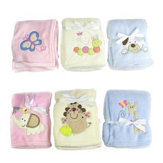 Cute Applique Baby Blankets Listing in the Furniture, Cots & Bedding,Baby Stuff Category on eBid United Kingdom