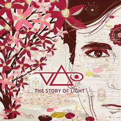 Steve Vai - The Story Of Light on Limited Edition 180g 45RPM 2LP