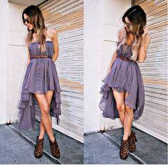 vestidos de moda 2014 mujer