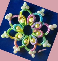 :) Many tatting Images , to inspire tatters!