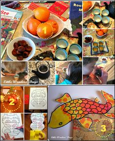 Chinese New Year Ideas from Little Wonders' Days