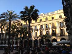 Plaça Real BCN