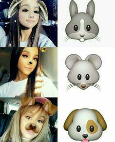 Ariana emojis