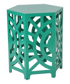 Artisan Accent End Table