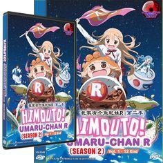HIMOUTO ! UMARU-CHAN R SEASON 2 VOL.1-12 END COMEDY ANIME DVD