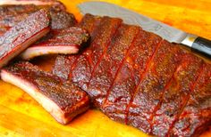 Smoked Candied Ribs (aka Bruleed Ribs) — Grillocracy