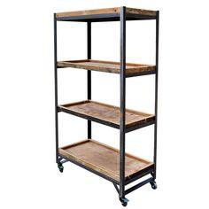 retail shelf on pinterest shelving display shelves and. Black Bedroom Furniture Sets. Home Design Ideas
