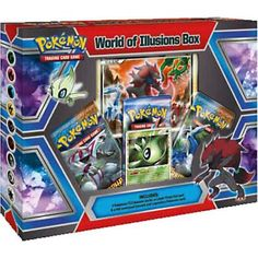 Pokemon World of Illusions Special Edition