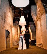 Wedding romance at Turbine Hall