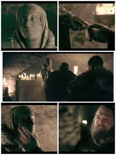 """The king touched her cheek, his fingers brushing across the rough stone as gently as if it were living flesh. """"I vowed to kill Rhaegar for what he did to her."""" """"You did,"""" Ned reminded him. """"Only once,"""" Robert said bitterly. They had come together at the ford of the Trident while the battle crashed around them, Robert with his warhammer and his great antlered helm, the Targaryen prince armored all in black. On his breastplate was the three-headed dragon of his House, wrought all in rubies…"""
