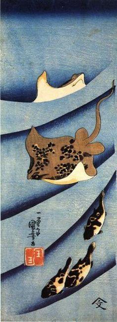 1837, Utagawa Kuniyoshi (1798-1861)