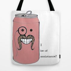 Can I Be Of Assistance? Bubbles, Reusable Tote Bags, Canning, Home Canning, Conservation