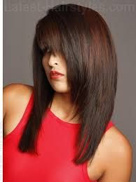 Hair bangs, can really enhance a hairstyle and soften facial features. So get your hair bangs now.
