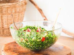 Tabouleh – jeden z mých nejoblíbenějších salátů - Love of Raw Kitchens