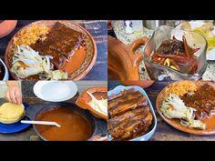 Enchiladas, Mole, French Toast, Breakfast, Sweets, Morning Coffee, Mole Sauce