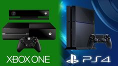Xbox one and ps4 have the same specs