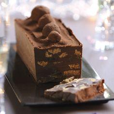 Découvrez la recette Gâteau au chocolat sans cuisson sur cuisineactuelle.fr.