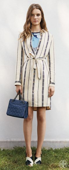 The New Essentials: The Shirtdress