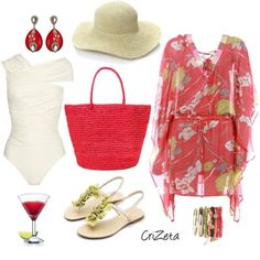 Cocktail, created by crizeta77 on Polyvore
