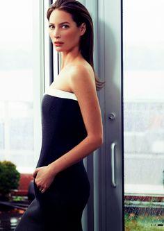 Christy Turlington - Vogue Japan June 2014